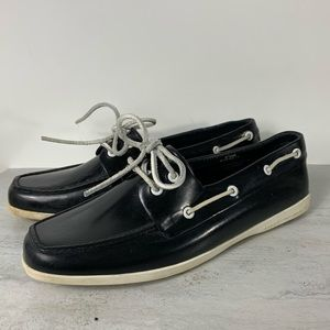 Sperry Topsider waterproof boat shoes women's 8.5